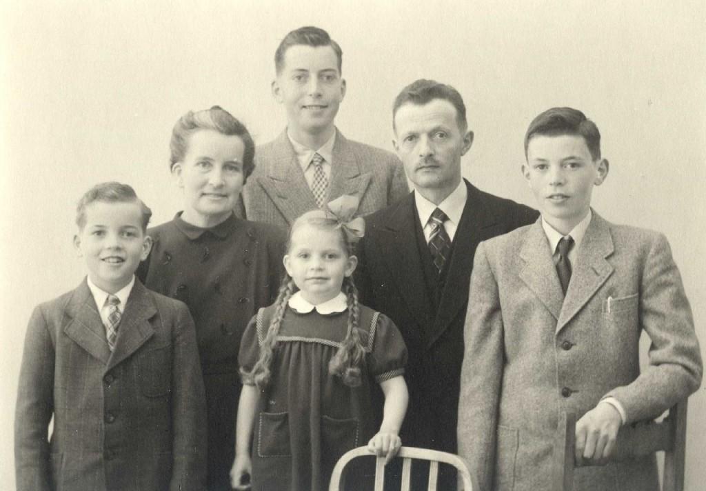 Armand, Esther et enfants