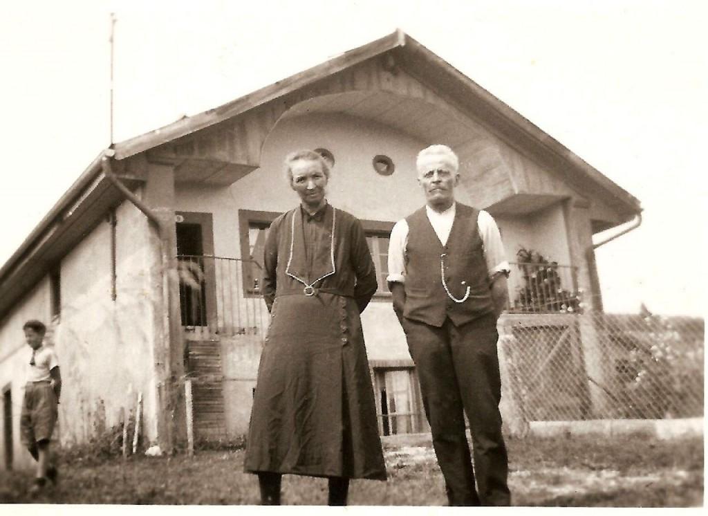 Luc et Louisa